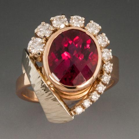 Rubel Dia ring 1W 030117