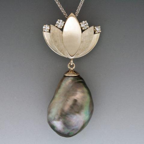 Tahitian Baroque Diamonds 1W 300417