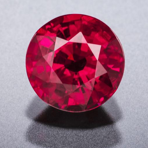 Ruby Earrings  |Ruby