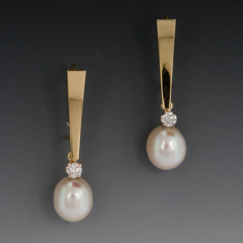 Vs Diamond Earrings